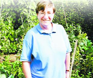 Interview: TV gardener Christine Walkden