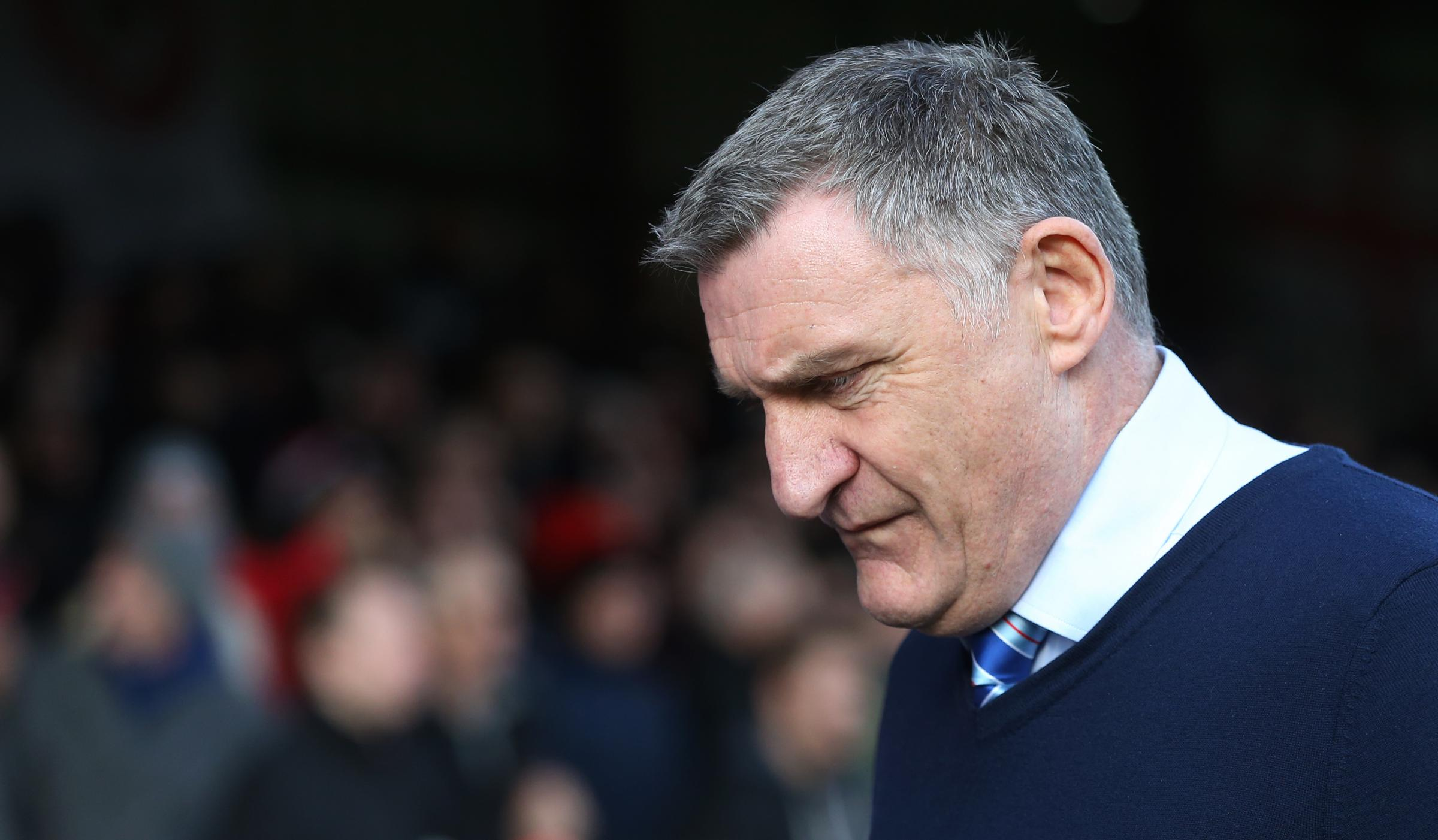Tony Mowbray knows his next challenge as Rovers boss will be to improve the starting XI