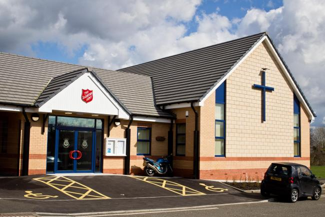 HELP: Bolton South Salvation Army, Aldred Street