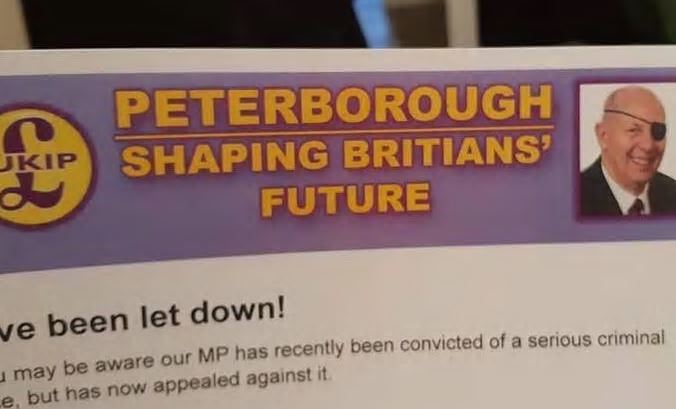 NATIONAL: UKIP derided for error-strewn pamphlet that misspelled Britain