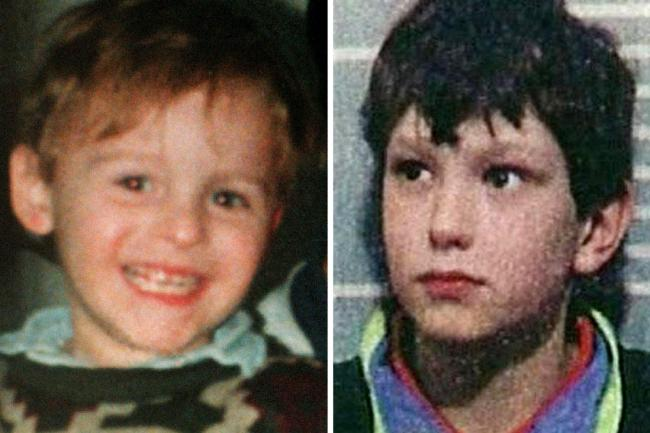 Two-year-old James Bulger was tortured and killed by Jon Venables (pictured right) and Robert Thompson, who were both aged 10