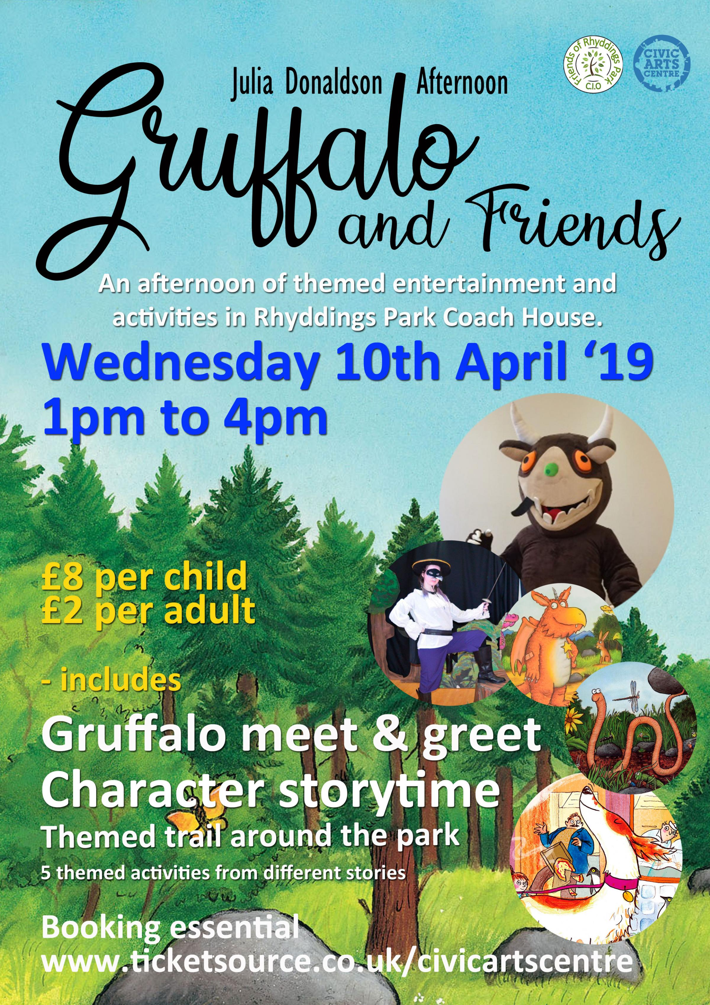 Gruffalo & Friends