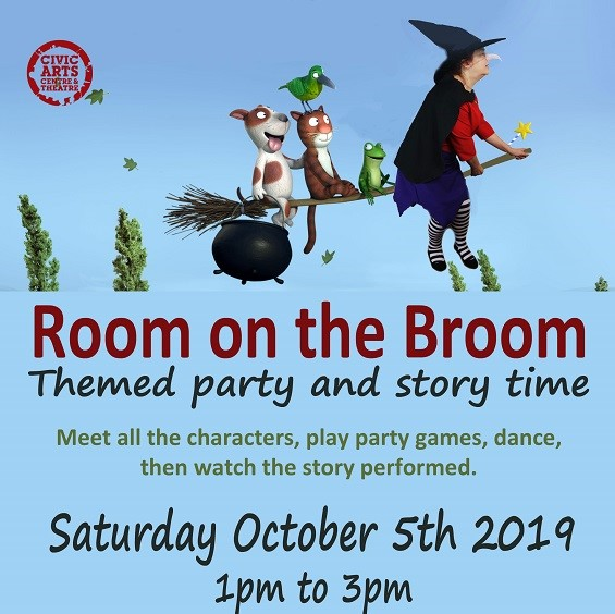 Room on the Broom - Party & Storytime
