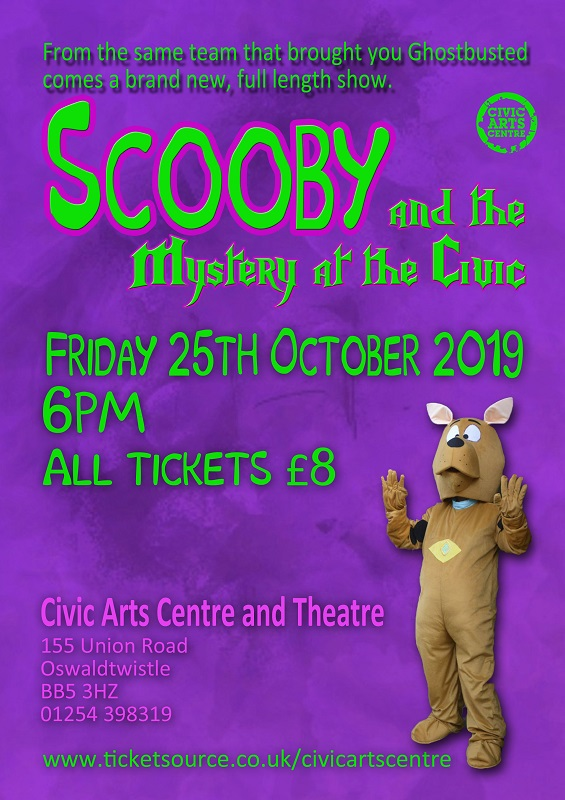 Scooby and the Mystery at the Civic