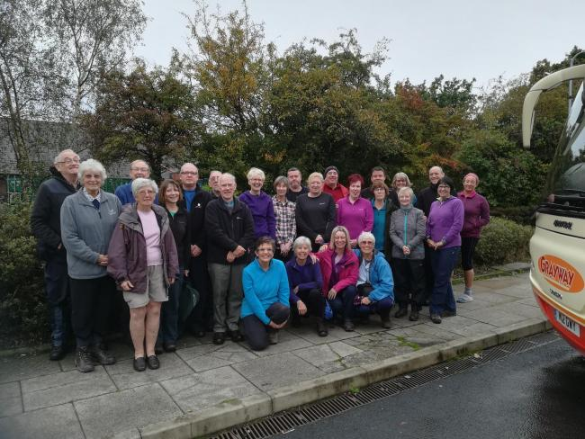 50TH: The Bolton Ramblers group turns 50 this week