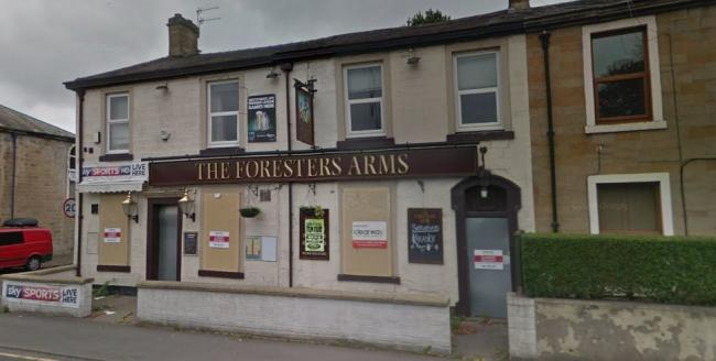The Foresters Arms in Burnley