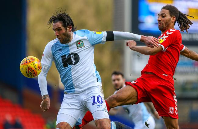 Rovers used Danny Graham's physicality to good effect last season