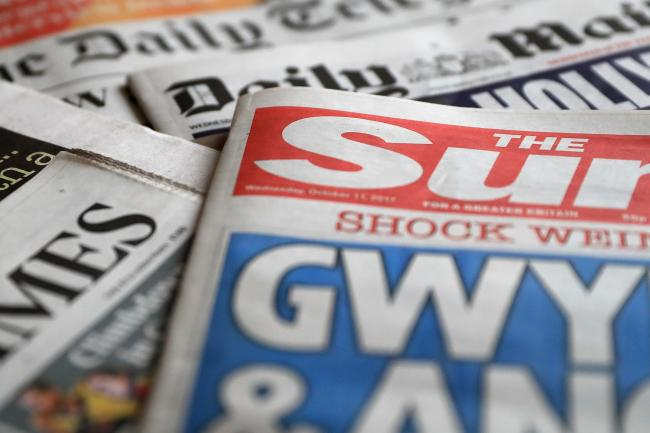What the papers say - September 21