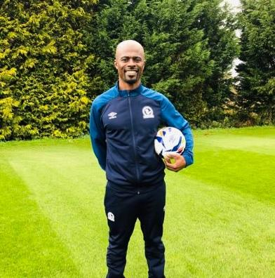 Rovers Academy coach George Boateng