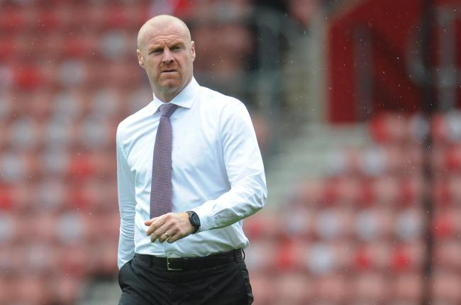 Burnley manager Sean Dyche is unhappy nothing is being done to stop diving