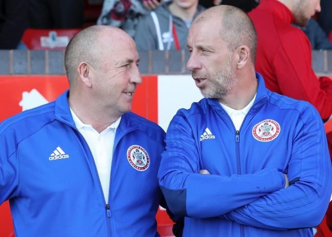 John Coleman and Jimmy Bell will return to one of their former clubs