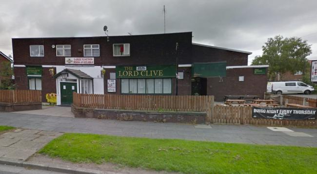 The Lord Clive in Whitefield. Picture, Google Maps
